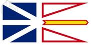 Drapeau de la Terre-Neuve-et-Labrador