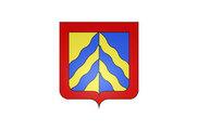 Bandera de Pouilly-en-Auxois