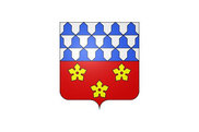 Bandera de Saint-Victor-sur-Ouche