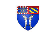 Bandera de Montbard