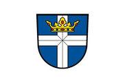 Bandera de Rheinstetten