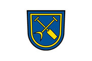 Bandera de Linkenheim-Hochstetten