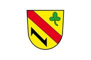 Bandera de Kuppenheim