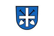 Bandera de Graben-Neudorf