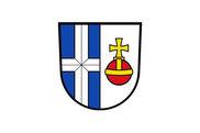 Bandera de Ubstadt-Weiher