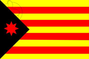 Bandeira do Estelada Anarquista