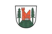 Bandera de Furtwangen im Schwarzwald
