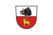Bandera de Inzigkofen