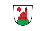 Bandera de Kirchberg an der Iller