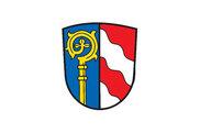 Bandera de Eching am Ammersee
