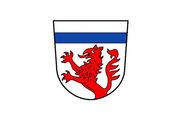 Bandera de Saulgrub