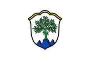 Bandera de Aschau im Chiemgau