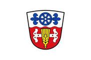 Bandera de Saaldorf-Surheim