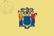 Bandera de Nueva Jersey