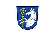 Bandera de Rudelzhausen