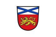 Bandera de Eitensheim