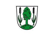 Bandera de Hallbergmoos