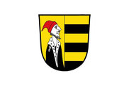 Bandera de Neufahrn in Niederbayern