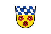 Drapeau Bad Abbach