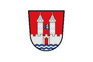 Flag of Kelheim