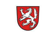 Bandiera di Hauzenberg