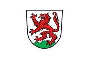 Bandera de Hutthurm