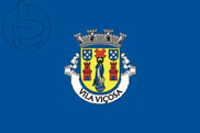 Flag of Vila Viçosa