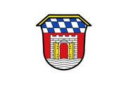 Bandera de Deggendorf