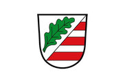 Bandera de Aicha vorm Wald