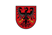 Flag of Neumarkt in der Oberpfalz