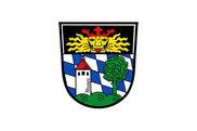 Bandera de Burglengenfeld