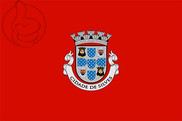 Flag of Silves (Portugal)
