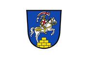 Flag of Bad Staffelstein