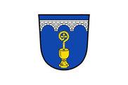 Bandera de Hochstadt am Main