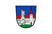 Bandera de Burghaslach