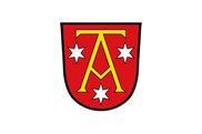 Bandera de Geiselbach