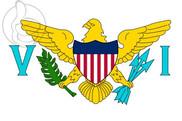 Bandiera di Islas Vírgenes de los Estados Unidos