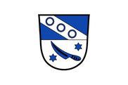 Bandera de Bergtheim