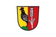 Bandera de Dittelbrunn