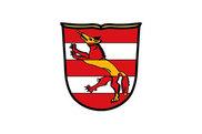 Bandera de Fuchsstadt