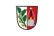 Bandera de Bischbrunn