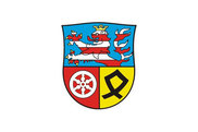 Flag of Viernheim