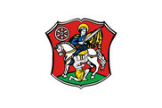 Bandiera di Neustadt (Hessen)