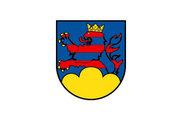 Bandera de Frankenberg (Eder)