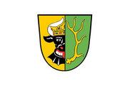 Bandera de Gelbensande