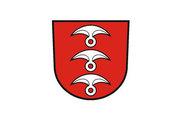 Bandera de Fellbach