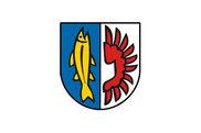 Bandera de Remseck am Neckar