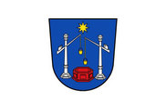Flag of Bad Salzuflen