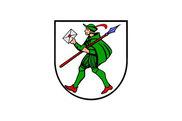 Bandera de Lauffen am Neckar