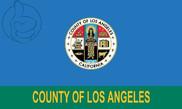 Bandera de Condado de Los Ángeles